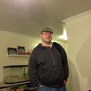 Steve Callahan, master wargamer.