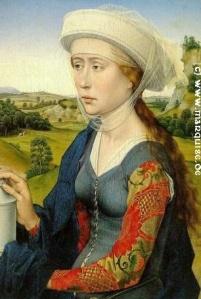 Saint Mary Magdalene 1450