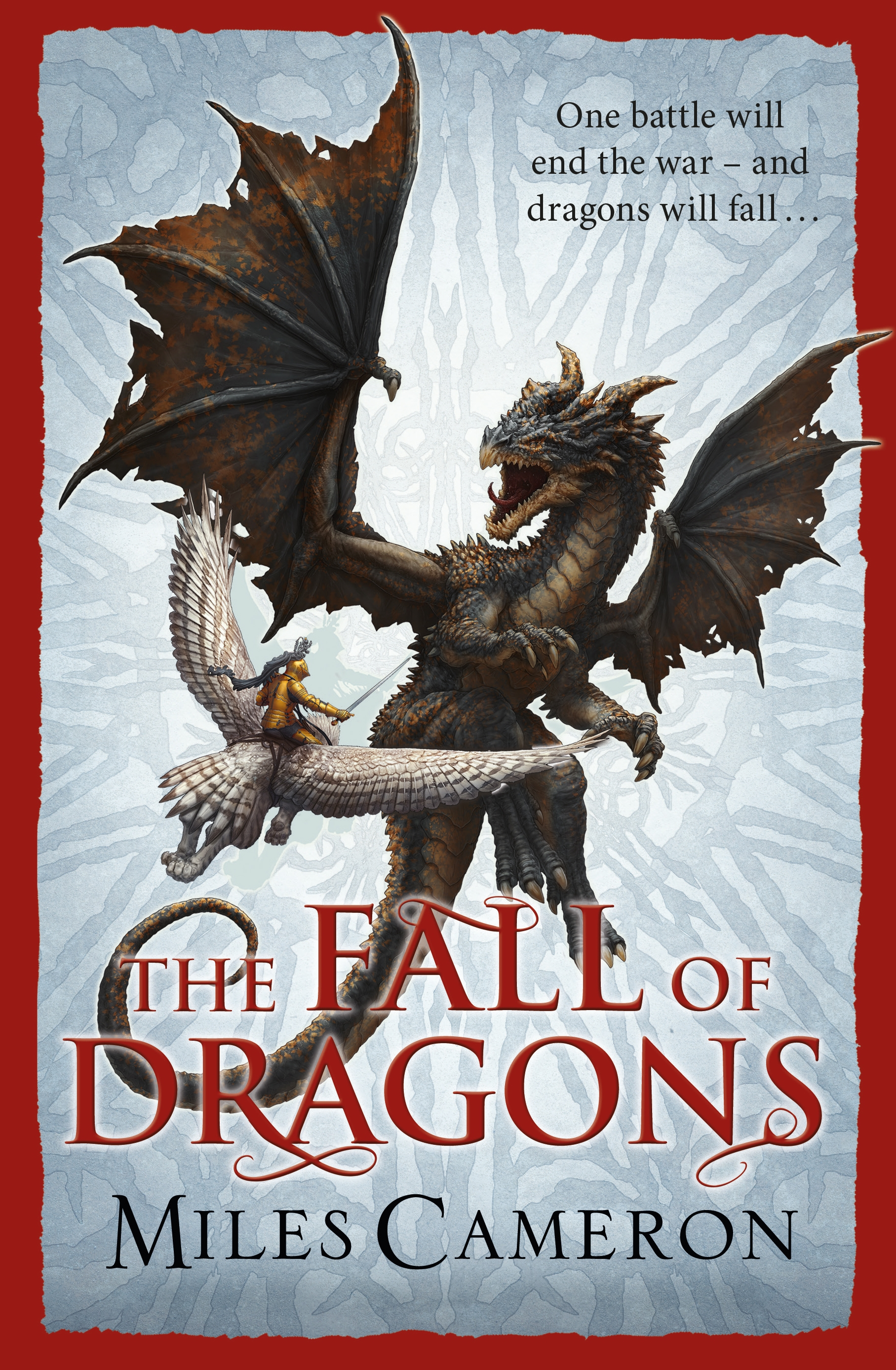 The Fall of Dragons Cover